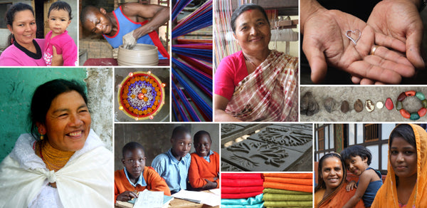 Serrv - online ethical marketplace featured on Prosperity Candle Blog 15 Incredible Fair Trade Shops and Products