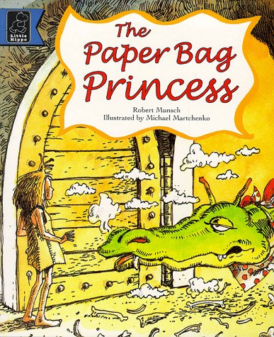 The Paper Bag Princess - 8 Empowering Books with Strong Female Protagonists - Prosperity Candle Blog