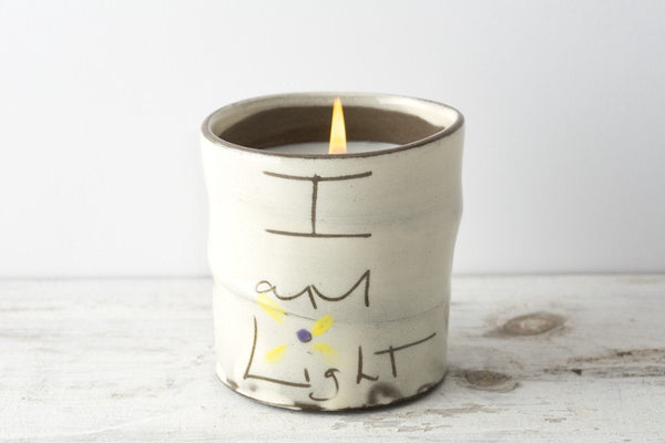 Believe Candle