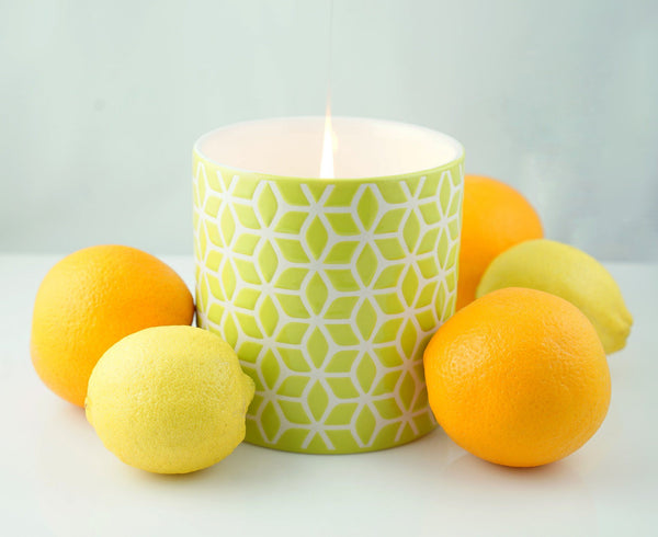 Moroccan Canister Candle