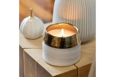 Adelaide Candle - fair trade candles and ethical gifts that give back to women artisans.