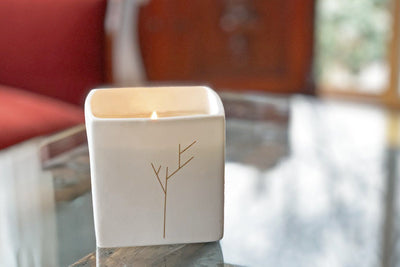 Ethically made gifts for a cause. Soy blend candles and gifts handmade by women artisans in the U.S. at Prosperity Candle.