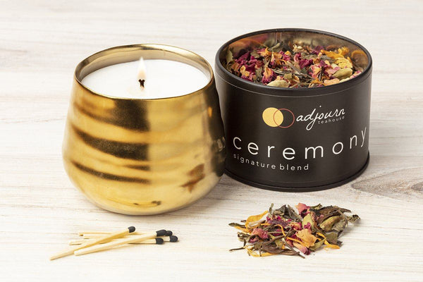 Ceremony Tea Gift Set | Valentine's Day Gift Guide: 9 Romantic and Ethical Gifts