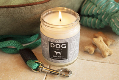 Dog Candle - Ethical fair trade candles and gifts that give back to women artisans.