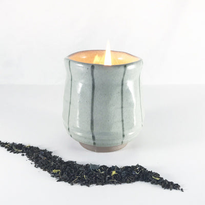 Copan Candle - Prosperity Candle handmade by women artisans fair trade soy blend candles