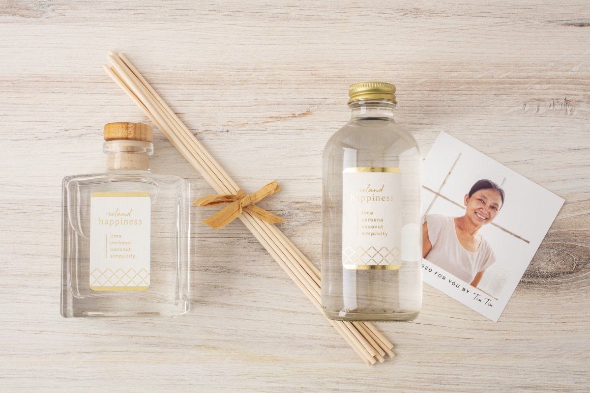 Happiness Diffuser and Refill Set