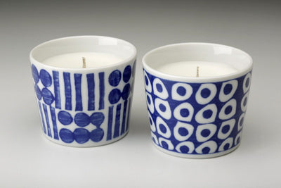 Oki Candles - Prosperity Candle handmade by women artisans fair trade soy blend candles