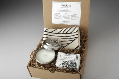 Daily Ritual - Prosperity Candle handmade by women artisans fair trade soy blend candles