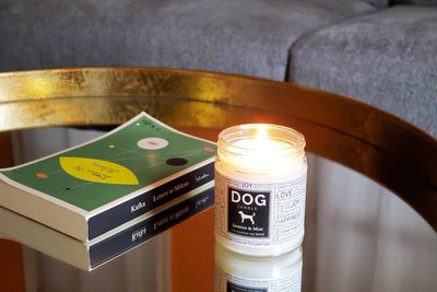 Love That Dog Candle