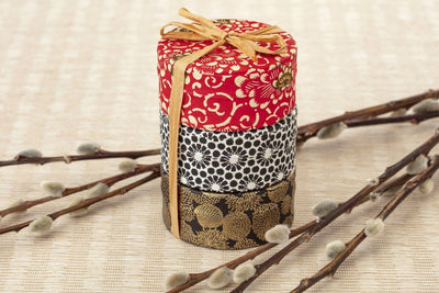 Washi tea tin gift sets that gives back makes a perfect ethical gift for the holidays.