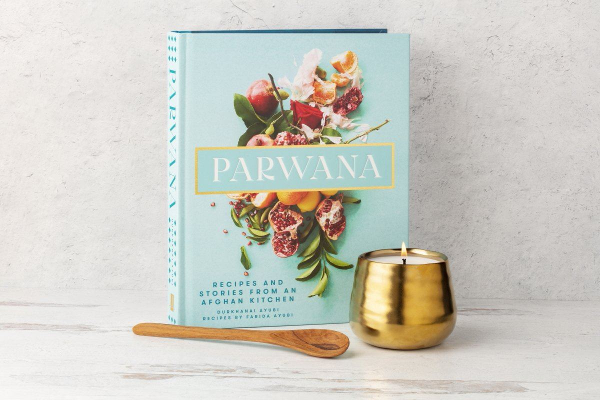Parwana Cookbook Gift Set