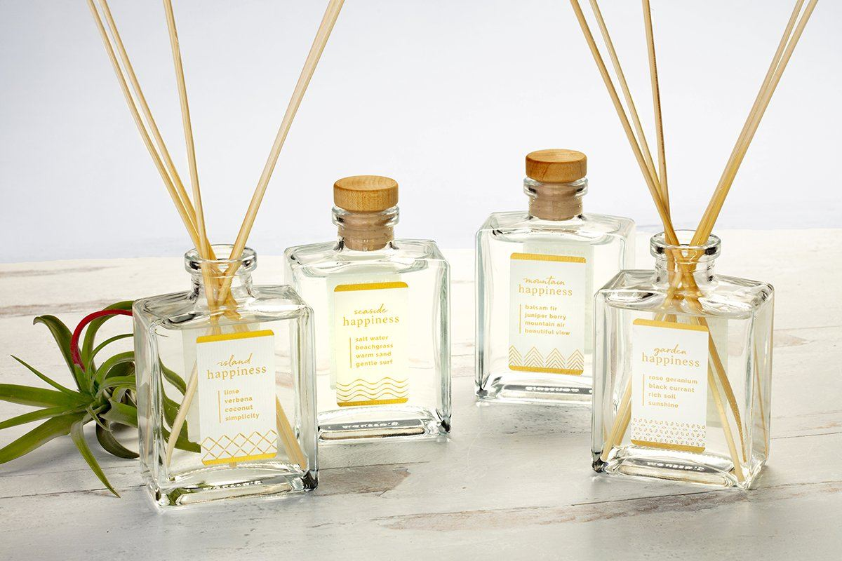 Happiness Reed Diffusers - Pre-Order