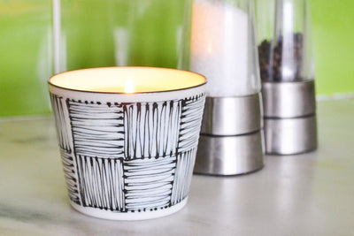 Studio Candle handmade ethically in the U.S. by women artisans to give back.
