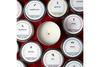 Zodiac Candle - Prosperity Candle handmade by women artisans fair trade soy blend candles