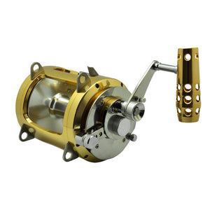 Big game jigging trolling boat  Reel with max drag fishing match reel Good Trolling Reel