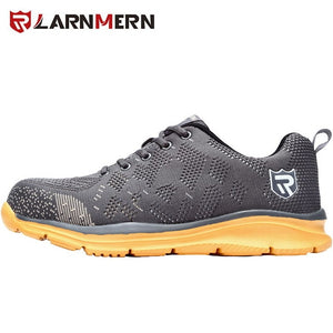 INDESTRUCTIBLE STEEL TOE WORK SHOES FOR MEN