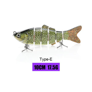 14cm 23g Sinking Wobblers Fishing Lures