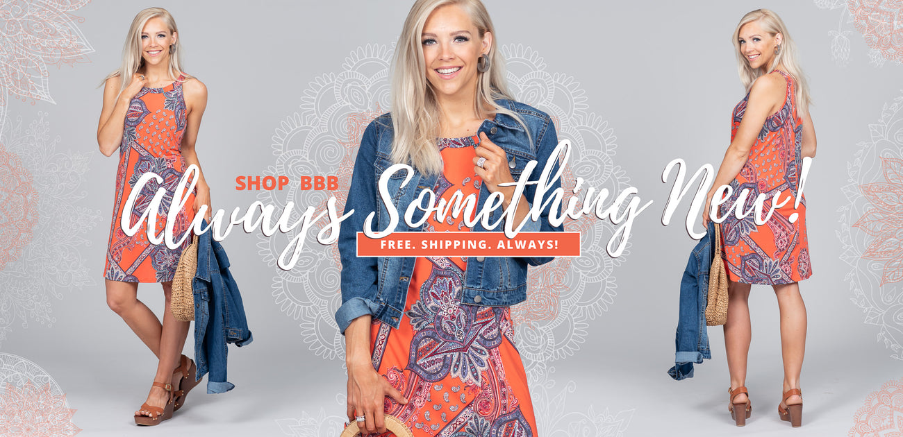 51a1bcd3f1f1 Trendy Women's Clothing, Shoes & More – Betsy Boo's Boutique