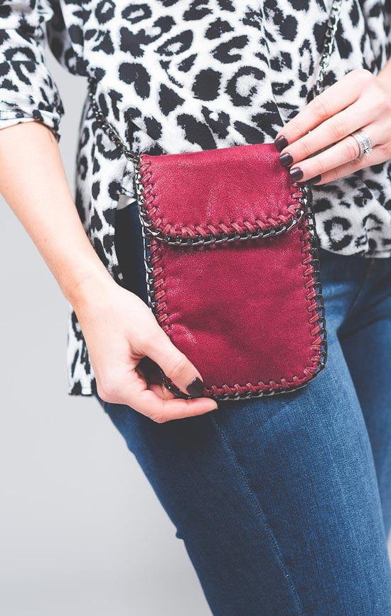 Lark Chain Cross Body Bag