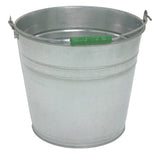 Heavy-Duty Green Line Pails