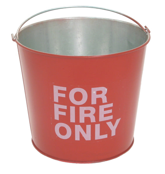 Round Bottom Fire Pail