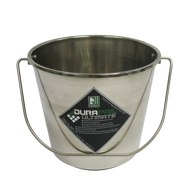Stainless Steel Durapail