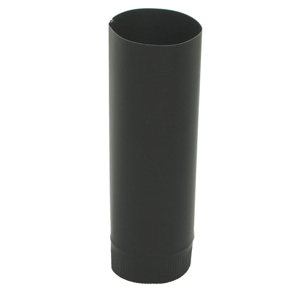 black stove pipe