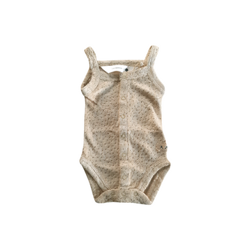 Sand Teddy Tank Suit