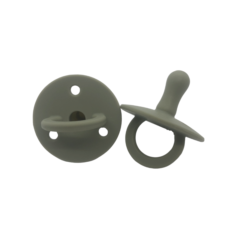Sage Silicone Pacifier
