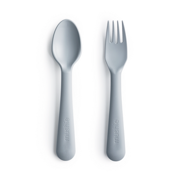 Cloud Fork and Spoon Set