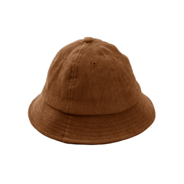Brown Sylvester Bucket Hat