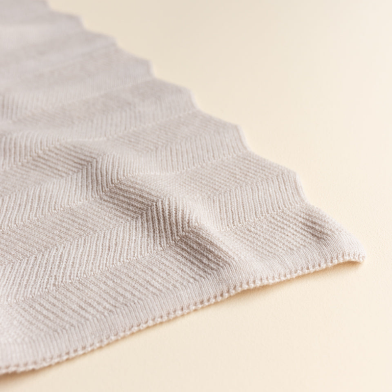 Cotton Speckled Organic Tank Top Suit