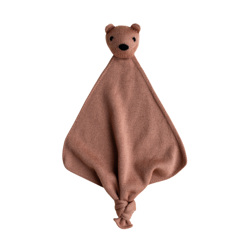 Terracotta Teddy Tank Suit