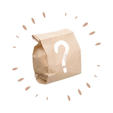 Neutral Mystery Bag