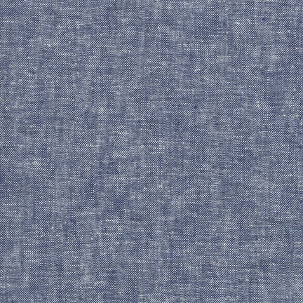 1/2M Essex Yarn Dyed Linen in Denim
