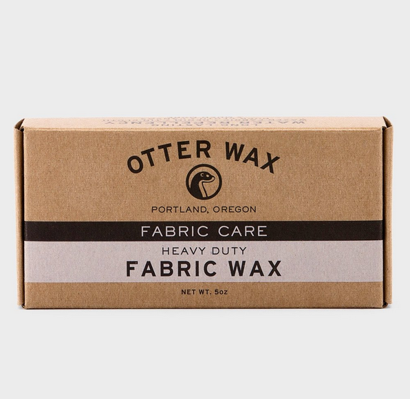 Heavy Duty Fabric Wax 5 oz
