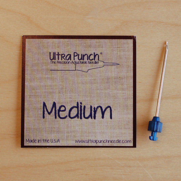 Medium Replacement Tip for Ultra Punch Needle