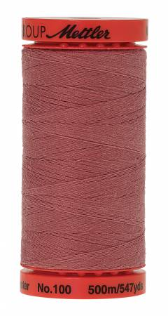 Metrosene Poly Thread 50wt 500m/547yds Red Planet 9145-0638