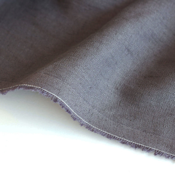 1/2M European Laundered Linen in Bazaar Grey