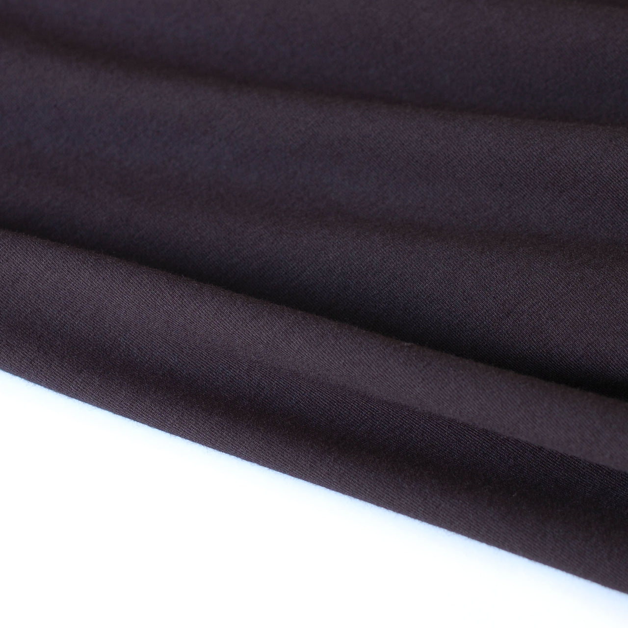 1/2M Organic Cotton Jersey in Black