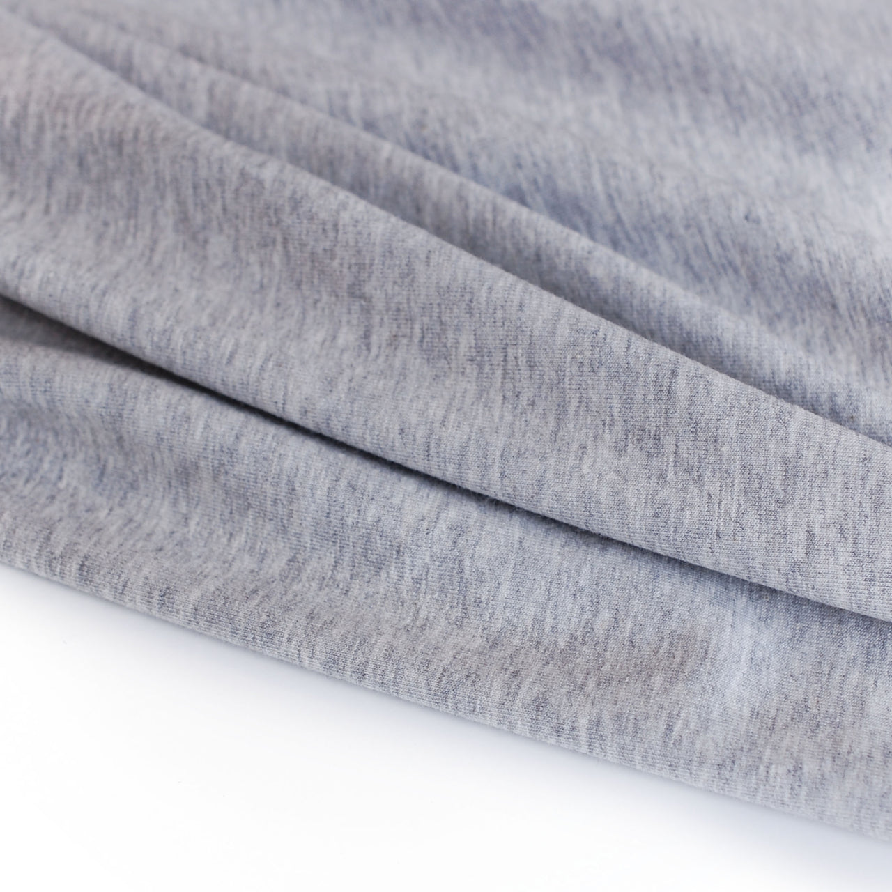 1/2M Organic Cotton Jersey in Medium Grey