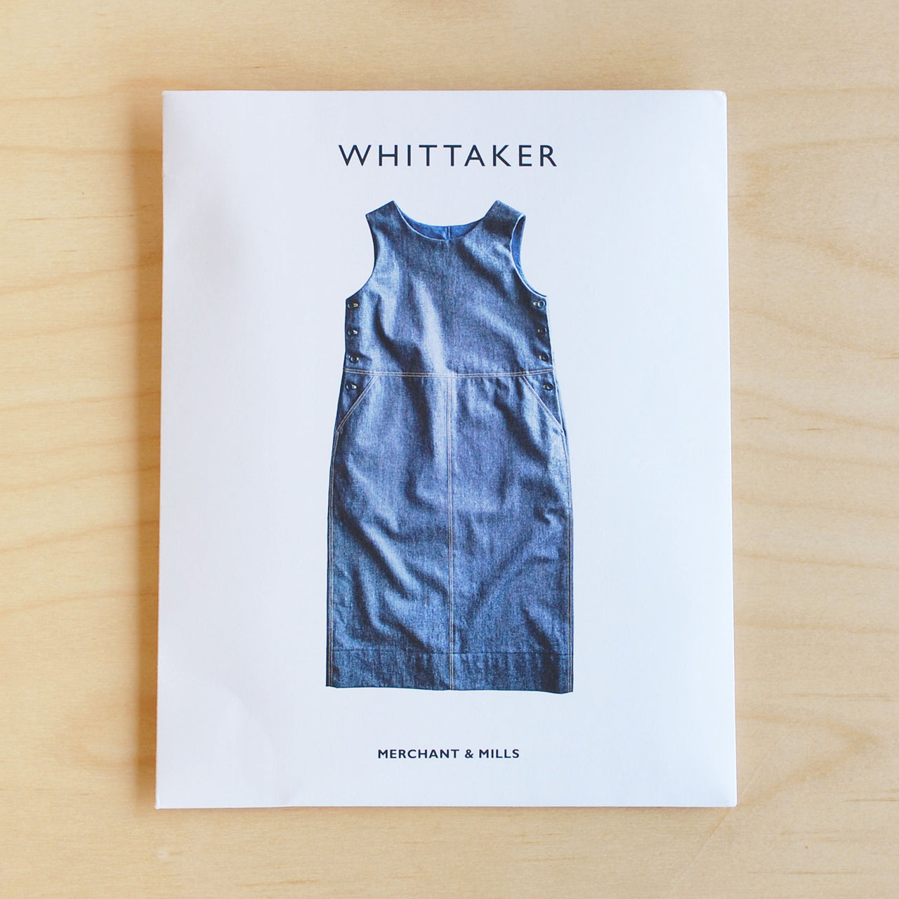 The Whittaker Dress Pattern