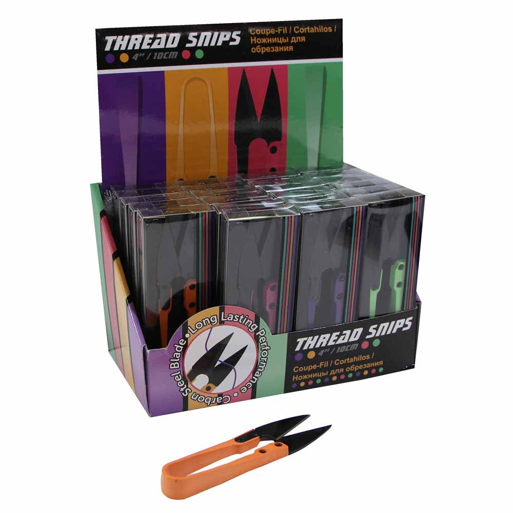 Multi-Colour Thread Snips