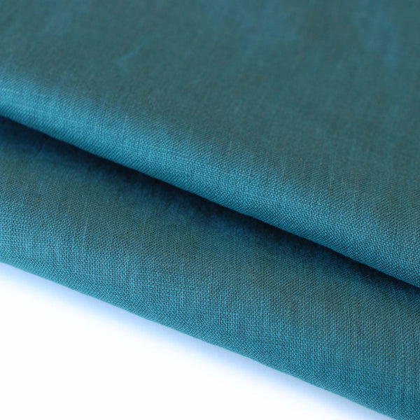 1/2M Polished Linen in Emerald