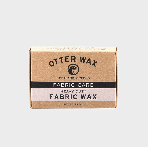 Heavy Duty Fabric Wax 2.25 oz