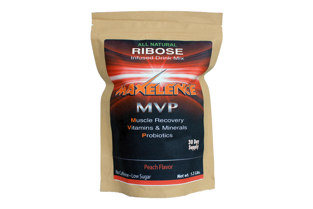 Maxelence MVP 1.3lb Bag (Peach)