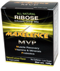 MAXelence MVP Workout Recovery Drink Mix Lemon 12 Pack Box