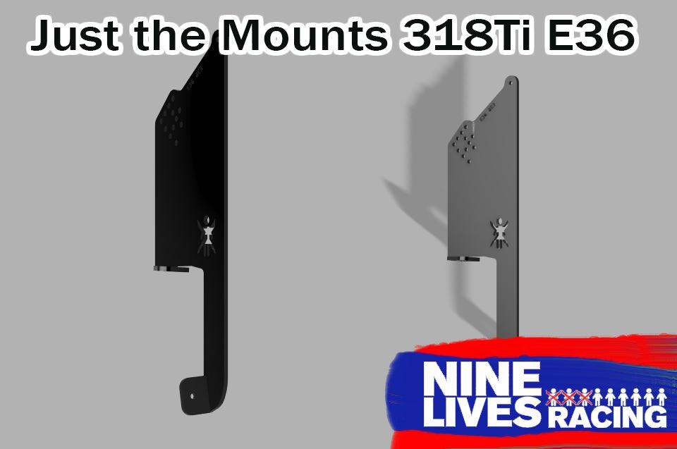 318Ti Mounts/Pylons Only