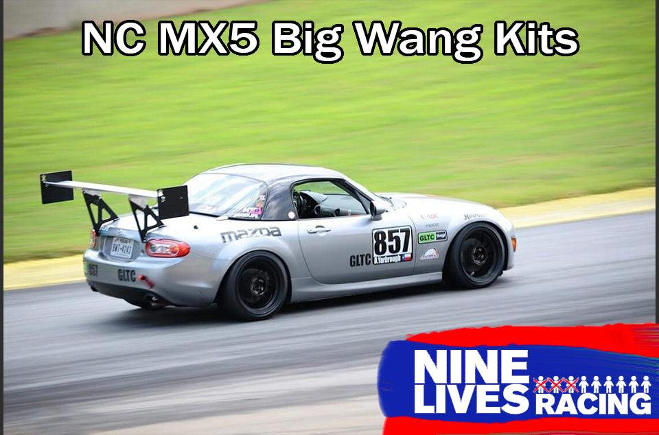 The Big Wáng Kit for Mazda MX5 2006-2013
