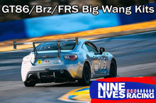 Load image into Gallery viewer, GT86 Big Wang Kit '12+ FRS/BRZ/86